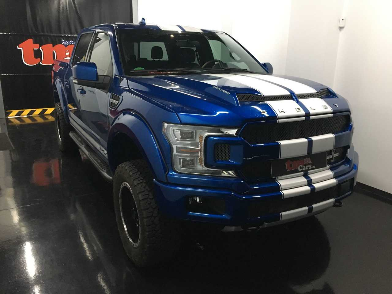 Ford F-150 SHELBY 755HP   - Foto 1