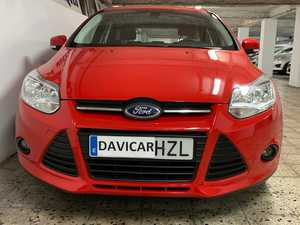 Ford Focus 1.6 TDCI 95 TREND 5 P. FINANC. 6,95 IMPECABLE  - Foto 2