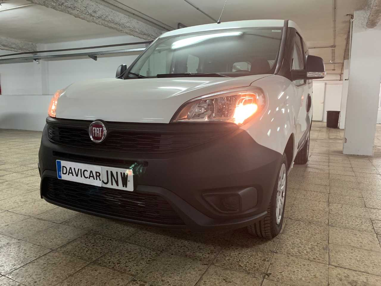 Fiat Doblo PANORAMA POP 1.3 MULT. 90 CV IMPECABLE FINANCIACION AL 6,95%  - Foto 1
