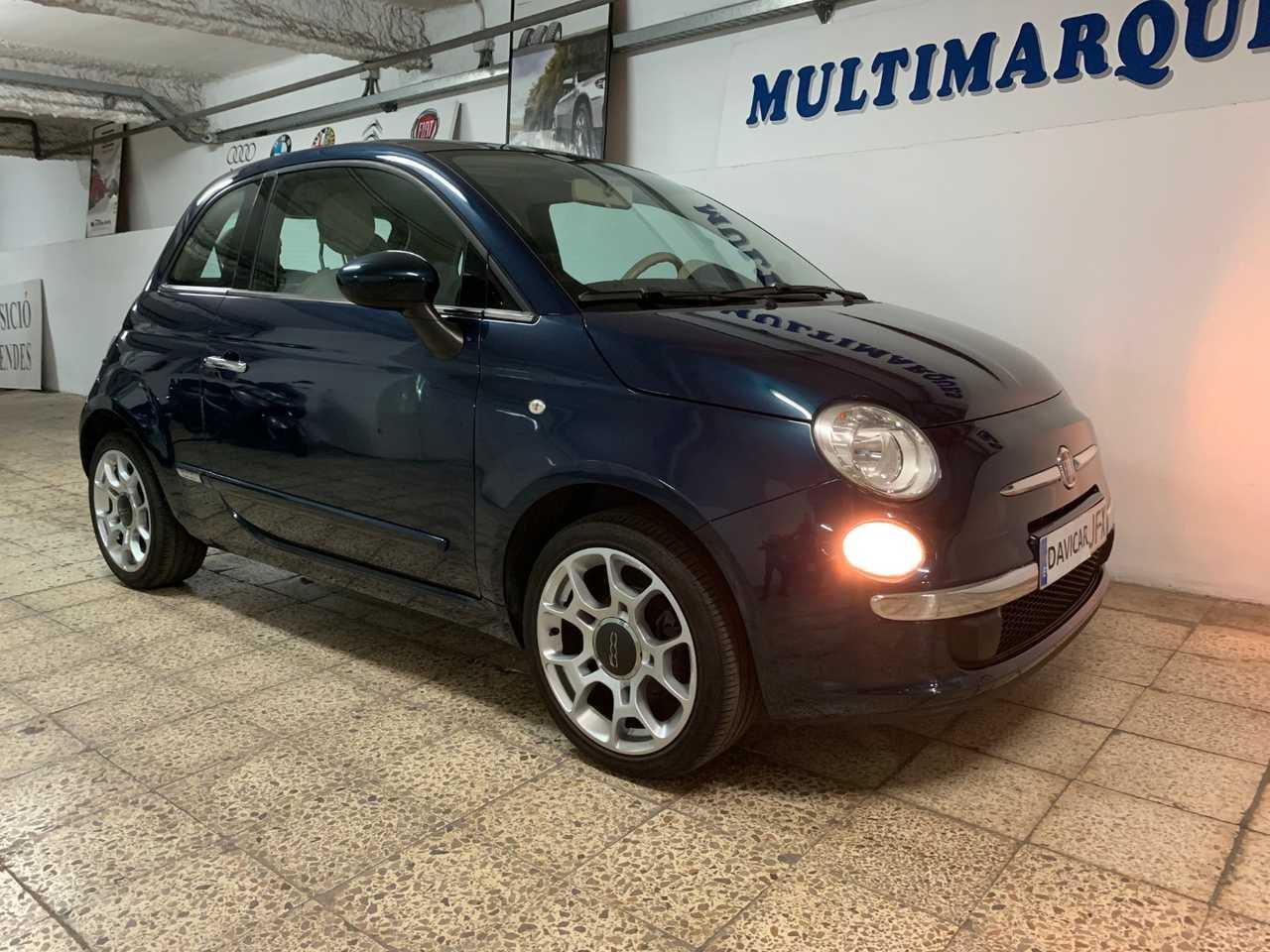 Fiat 500 1.2 LOUNGE IMPECABLE FINANCIACION AL 6,95%  - Foto 1
