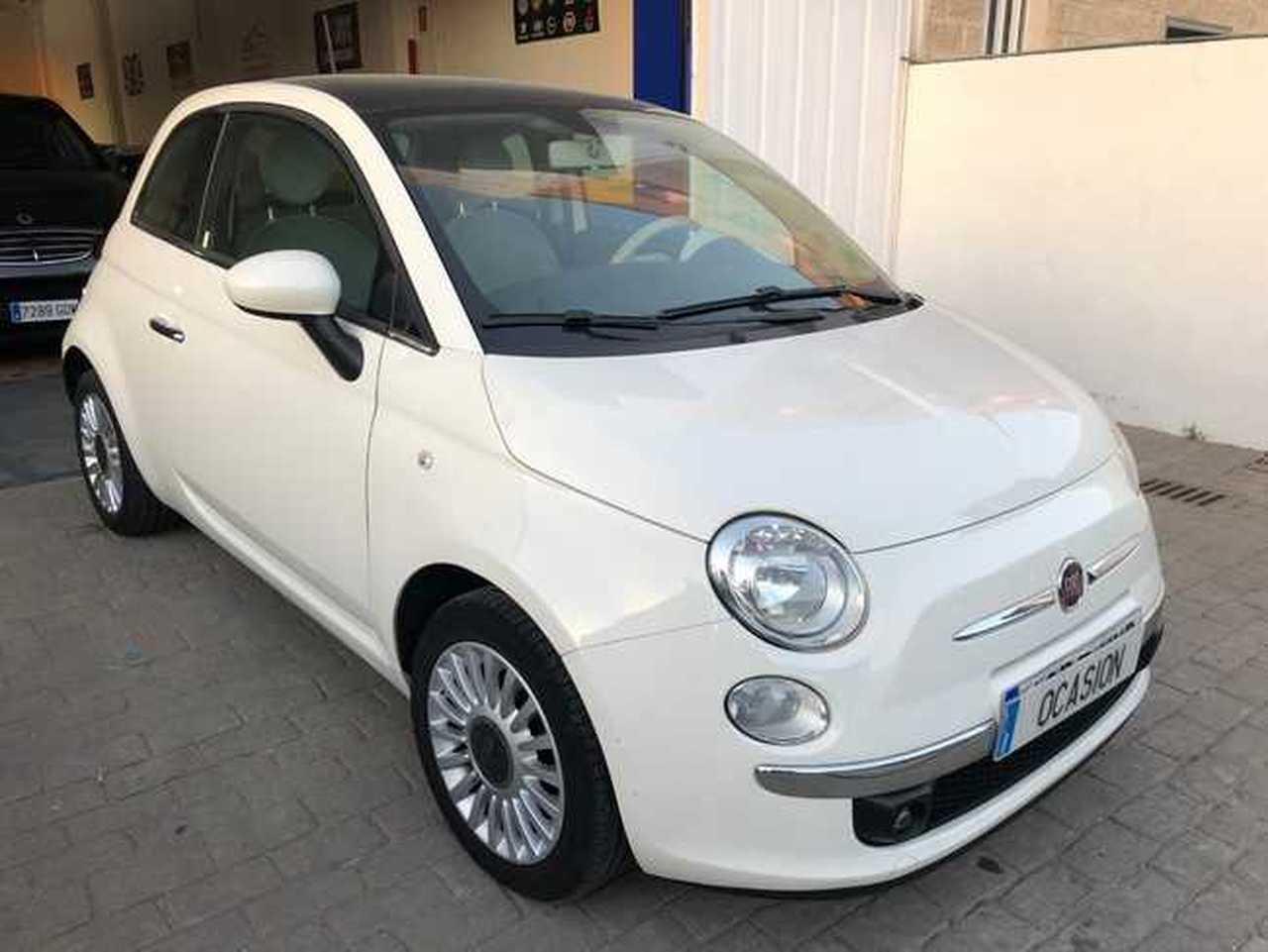 Fiat 500  1.2 i 8v    - Foto 1