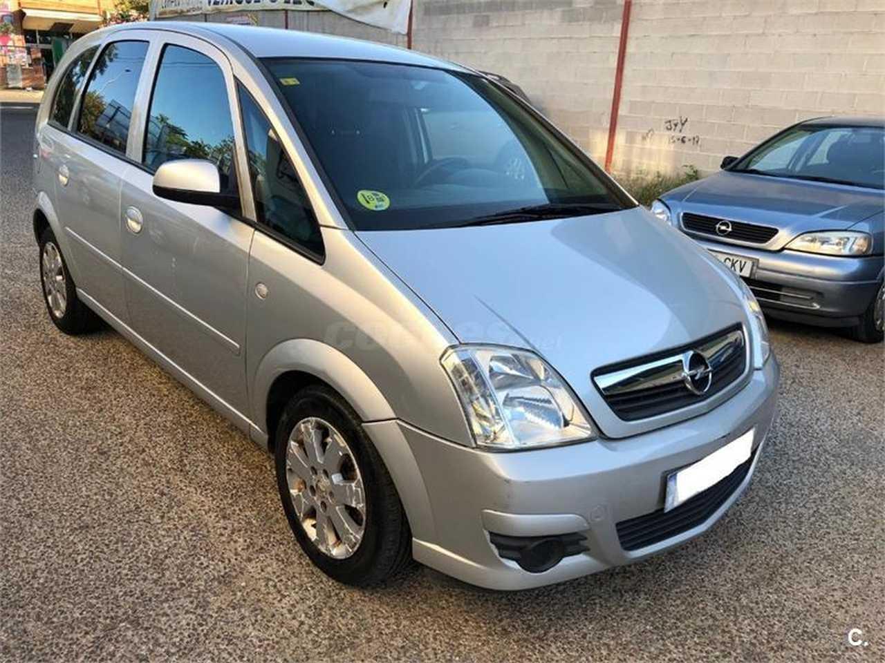 Opel Meriva 1.7 cdti 100   - Foto 1
