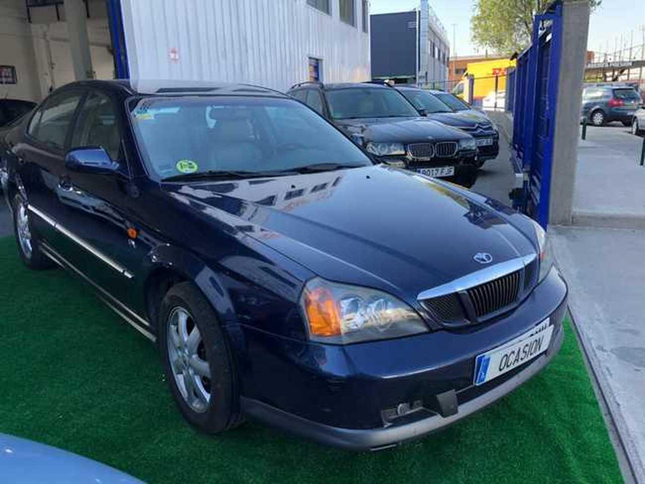 Chevrolet Evanda 2.0 i   - Foto 1