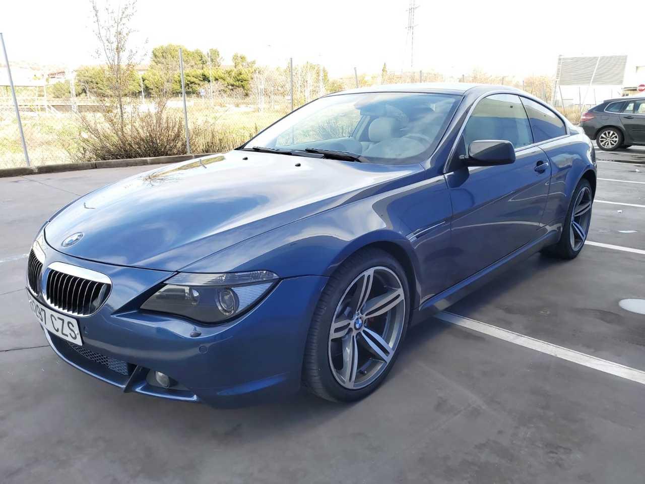 BMW Serie 6 645 CI   - Foto 1