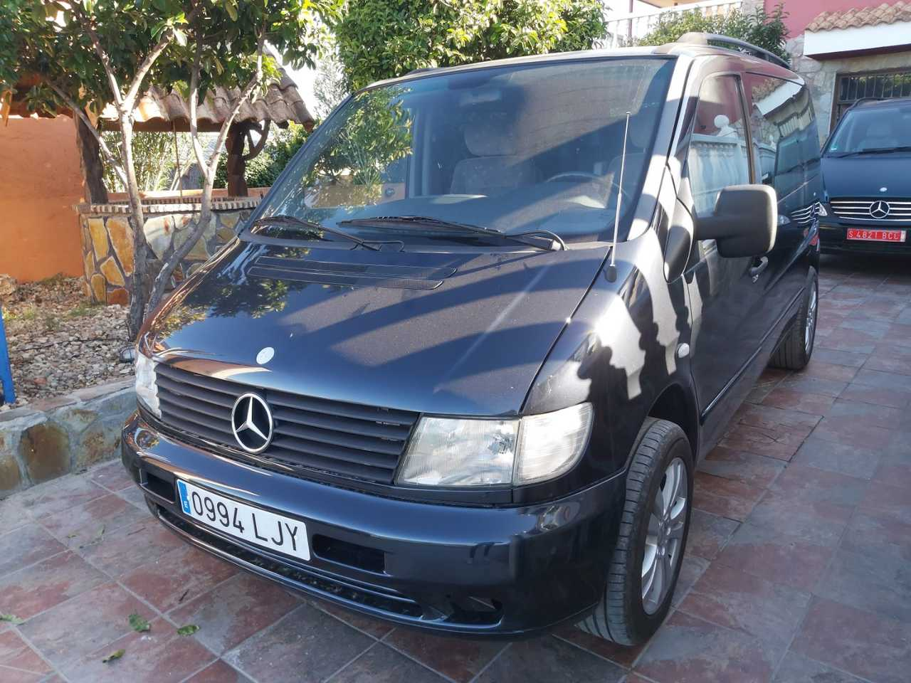 Mercedes Viano Fun Westfalia Larga 2.2 CDI 150  - Foto 1