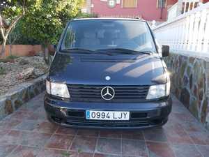 Mercedes Viano Fun Westfalia Larga 2.2 CDI 150  - Foto 3