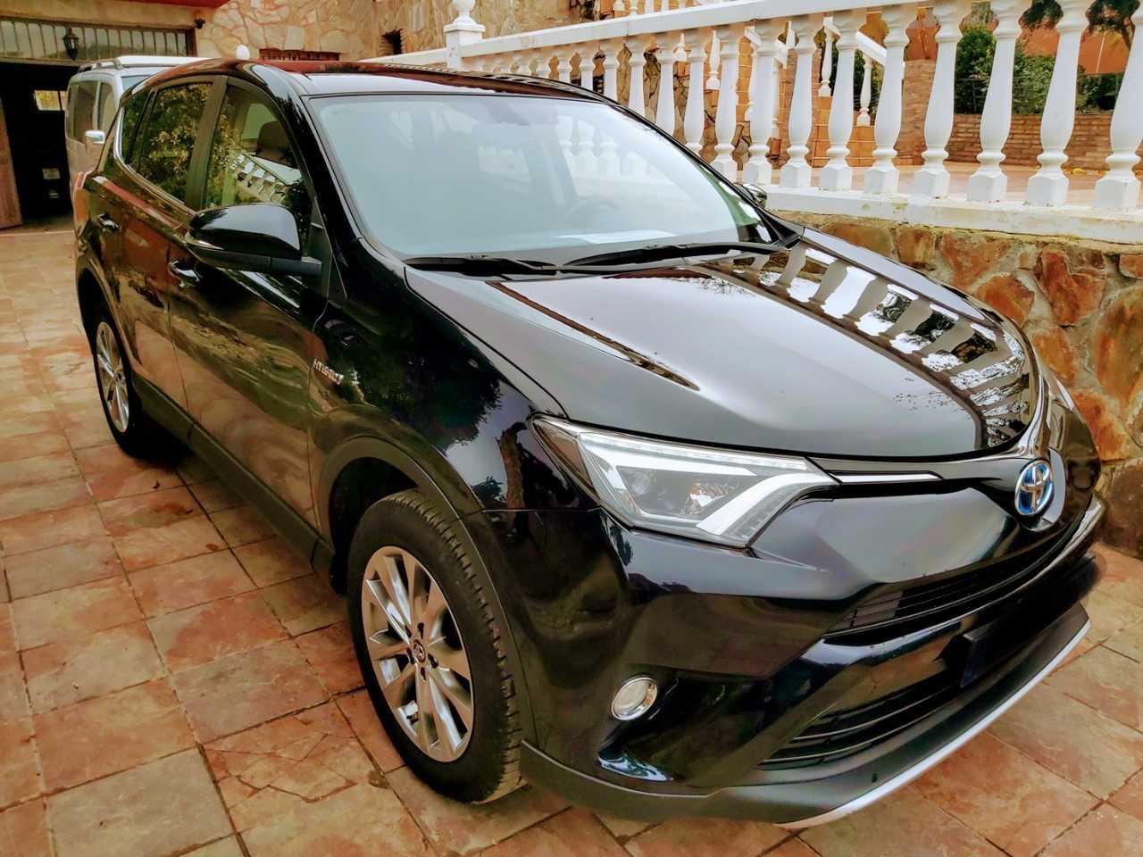 Toyota Rav4 2.5 Hybrid  Electrico   - Foto 1