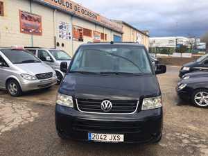 Volkswagen Multivan T5 2.5 TDI 174  7 Plazas Techo Elevado  - Foto 2
