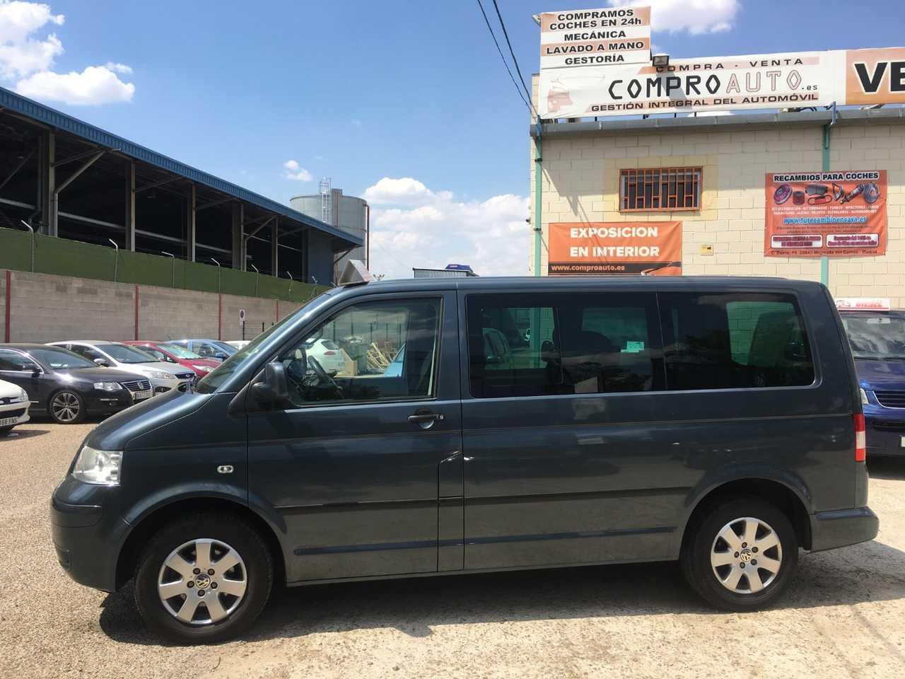 Volkswagen Multivan T5 2.5 Tdi 130cv 7 PLAZAS   - Foto 1