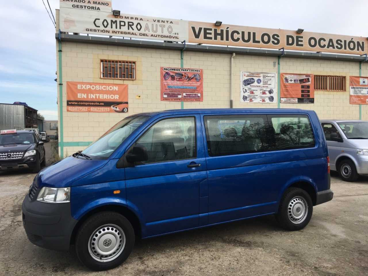 Volkswagen Transporter 1.9 Tdi 9  plazas   - Foto 1