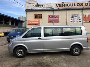 Volkswagen Transporter 1.9 TDi 9 Plazas 102cv   - Foto 3