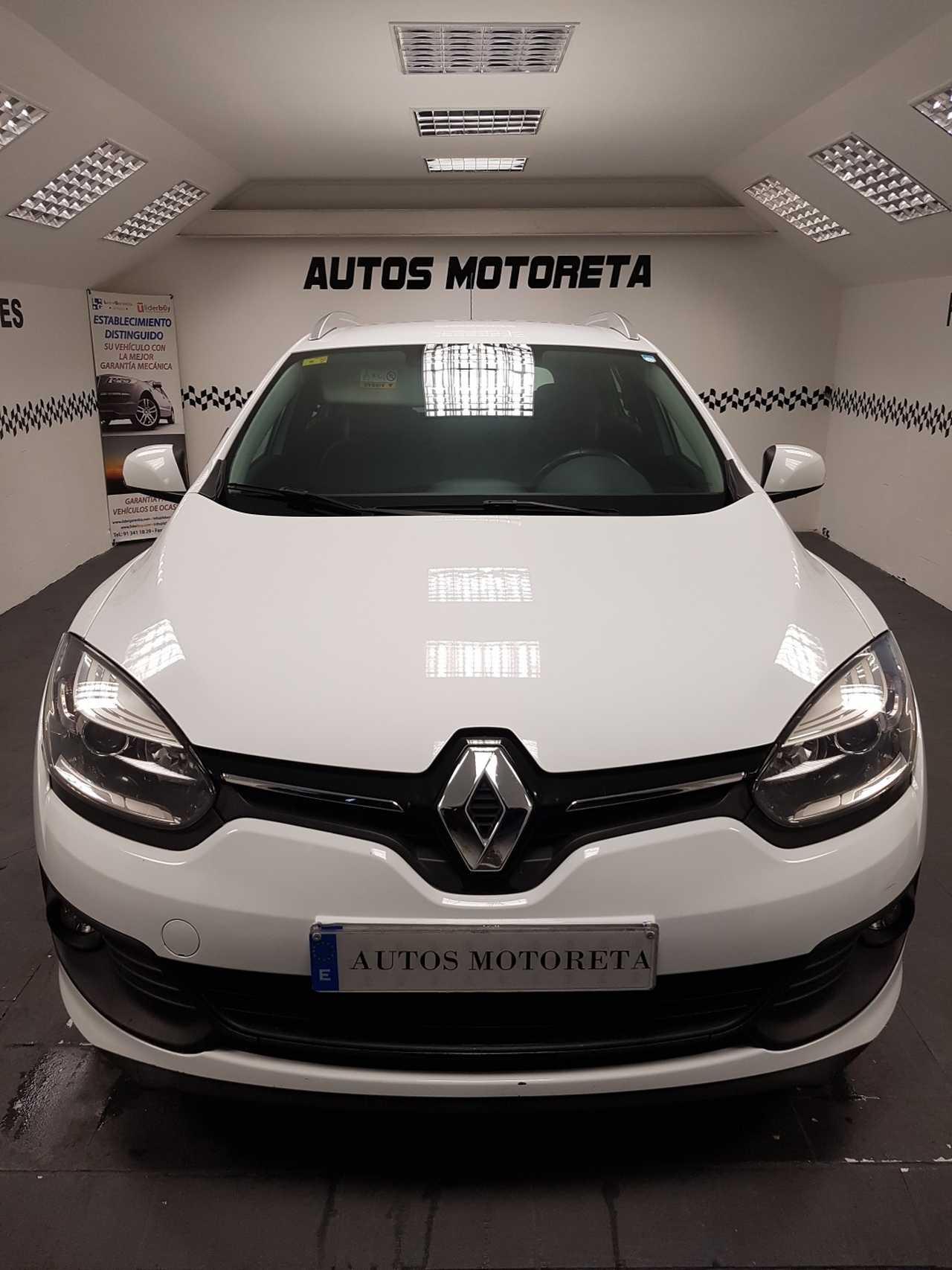 Renault Megane Sport Tourer FAMILIAR   - Foto 1