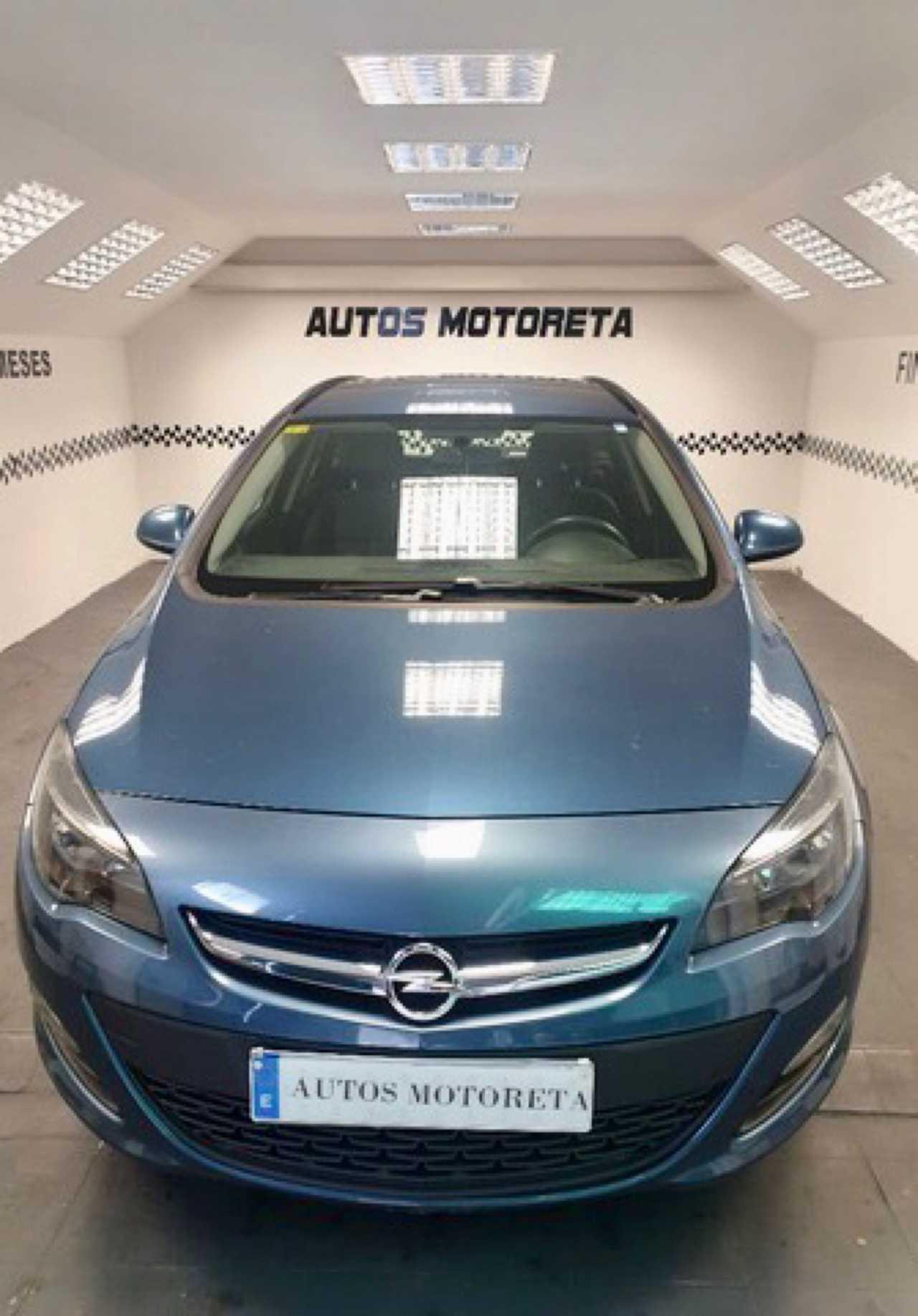 Opel Astra Station Wagon 1.6cdti s/s110cv SW SELECTIVE  - Foto 1