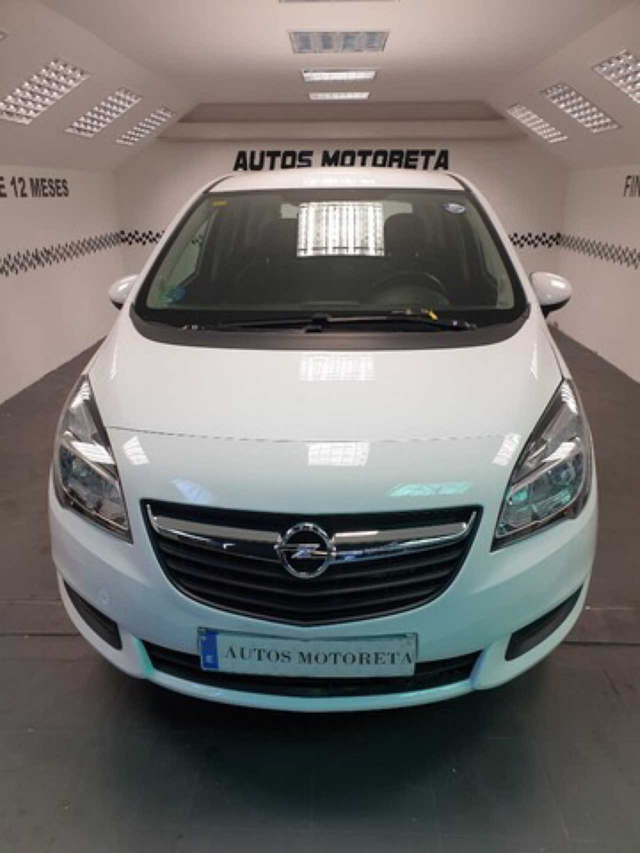 Opel Meriva 1.4XER SELECTIVE  - Foto 1