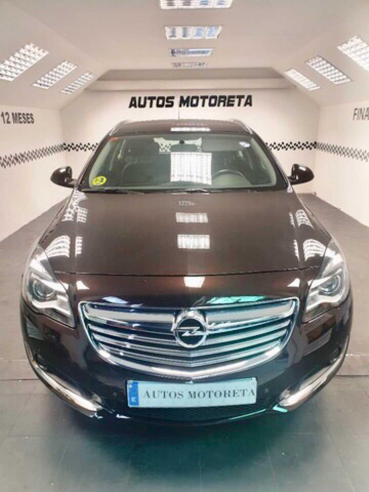 Opel Insignia Sports Tourer SPORT TOURER 2.0CDTI ecoFLEX S/S 120CV BUSINESS  - Foto 1