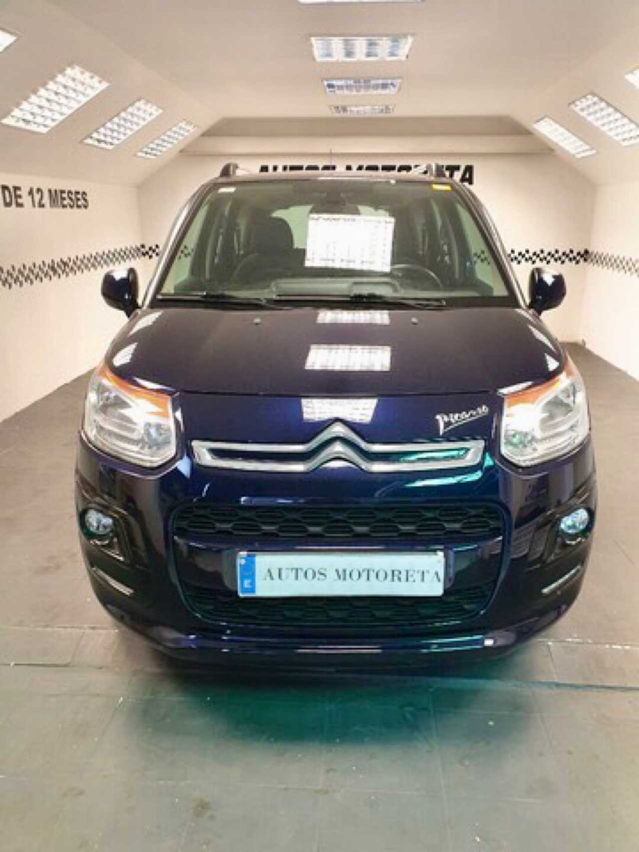 Citroën C3 Picasso 1.6 E-HDI 90CV SEDUCTION  - Foto 1