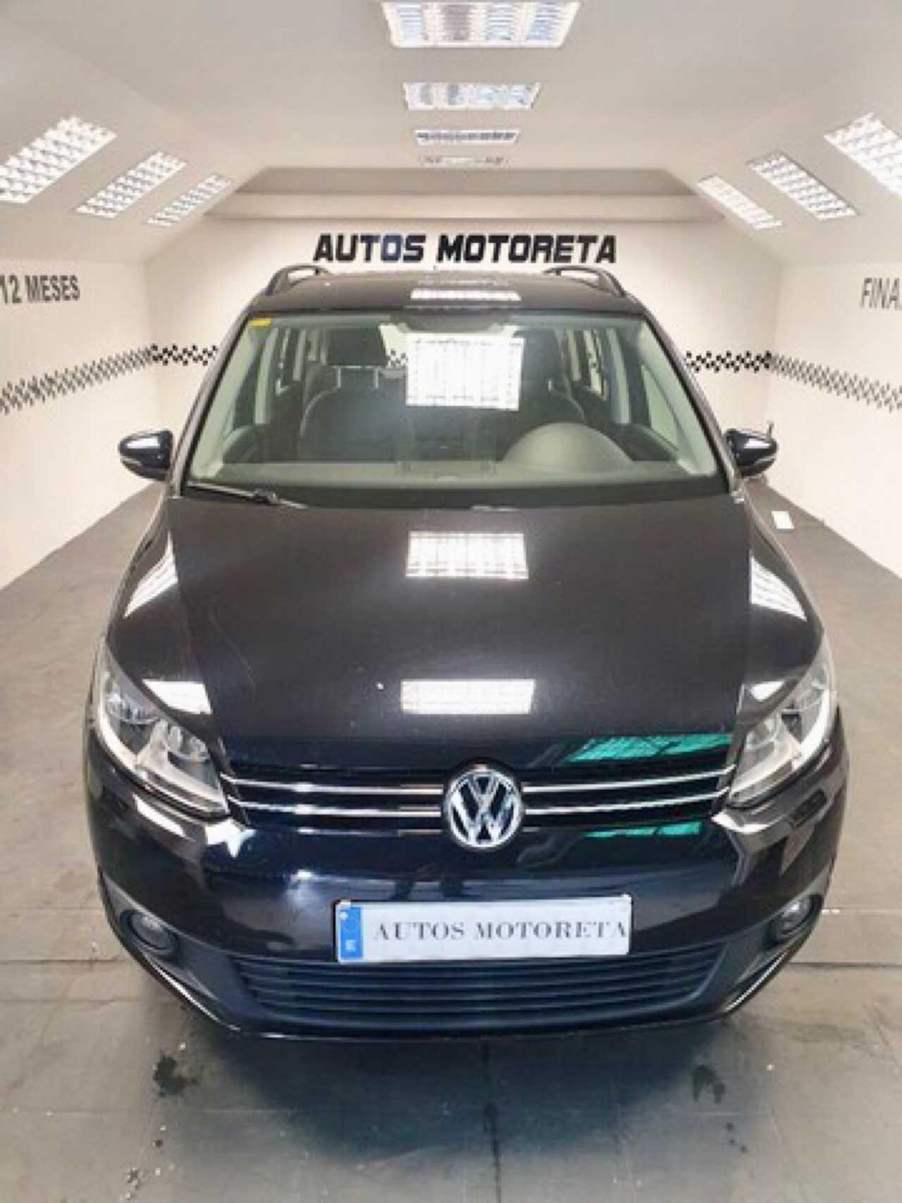 Volkswagen Touran 1.6TDI 105 ADVANCE   - Foto 1