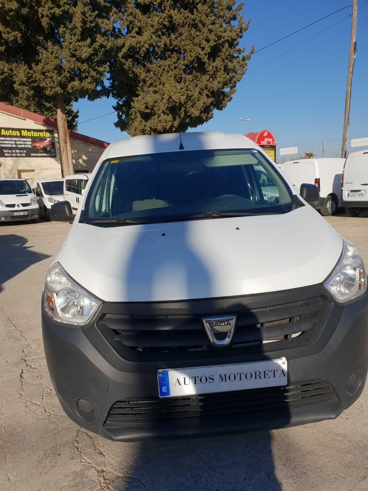 Dacia Dokker  Van 1.5 DCI   - Foto 1