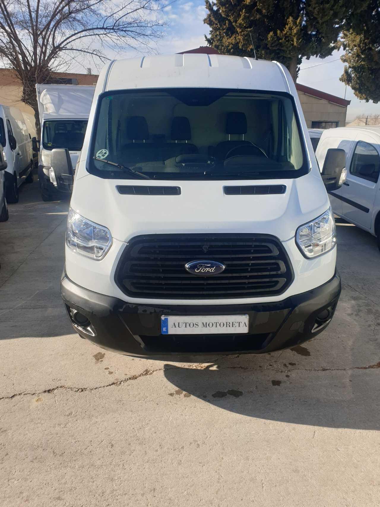 Ford Transit  Furgon L2 H2 100CV   - Foto 1