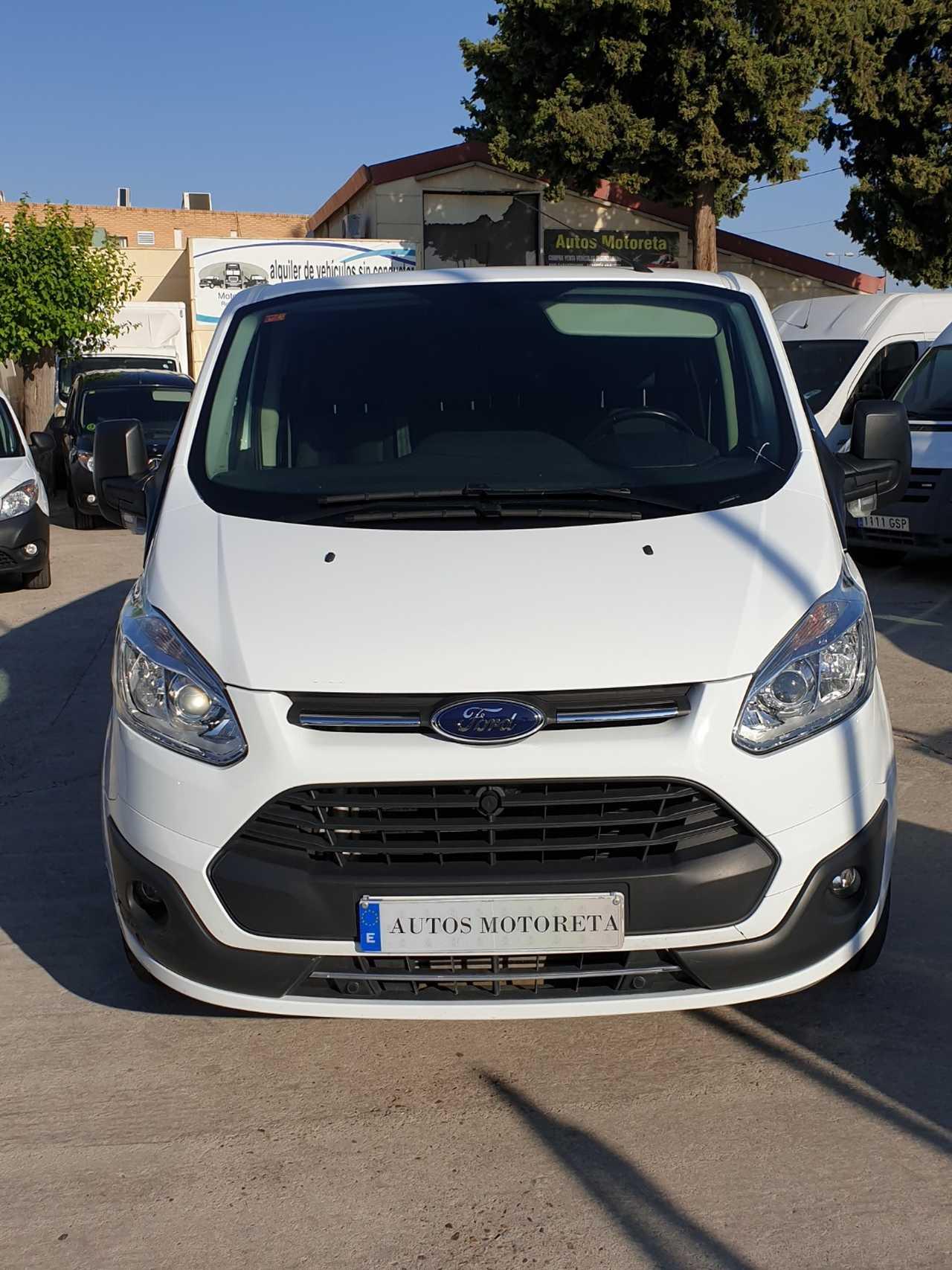 Ford Transit Custom MIXTO   - Foto 1