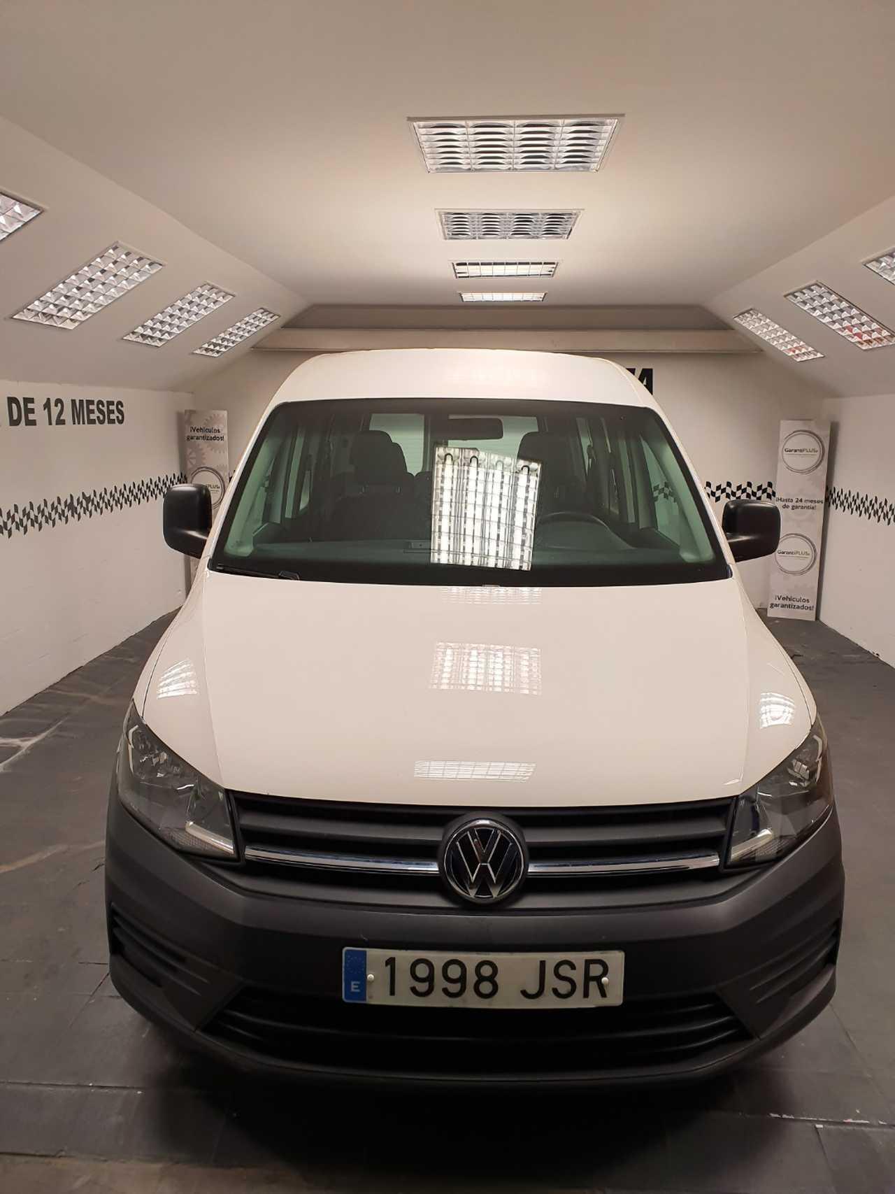 Volkswagen Caddy 2.0 TDI 110CV   - Foto 1