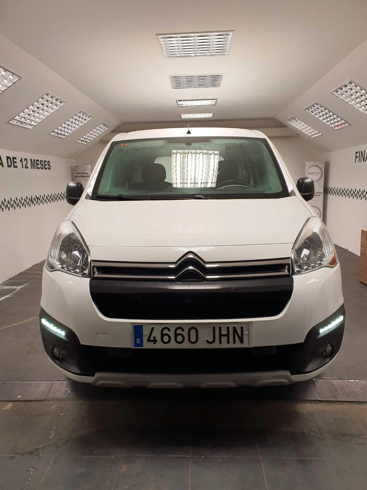 Citroën Berlingo 1.6 HDI   - Foto 1