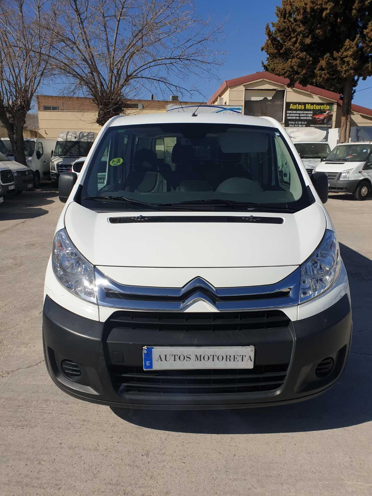 Citroën Jumpy 2.0 120 CV 6 PLAZAS   - Foto 1