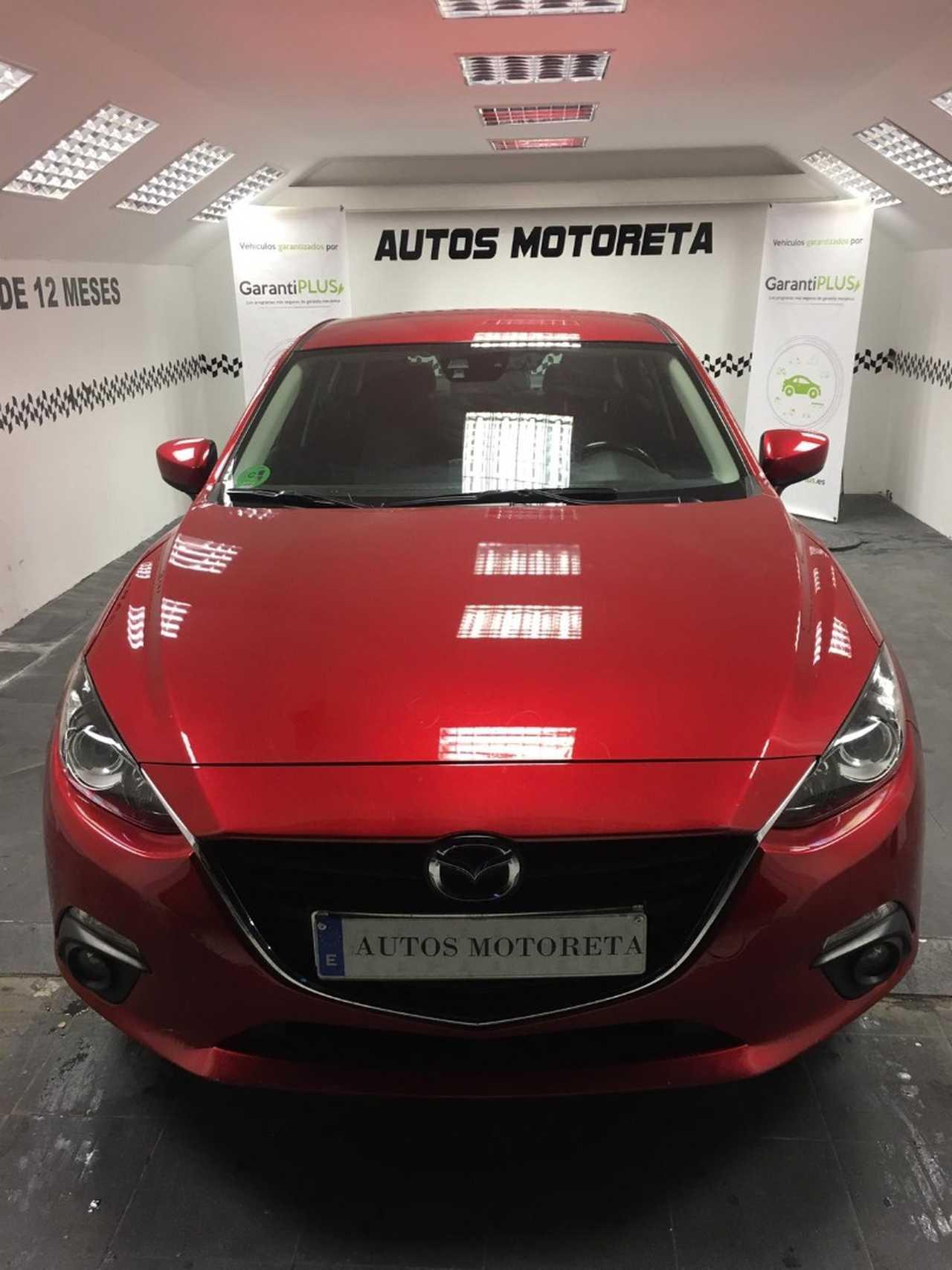 Mazda 3 Sport Sedan STYLE CO 2.2 150CV   - Foto 1