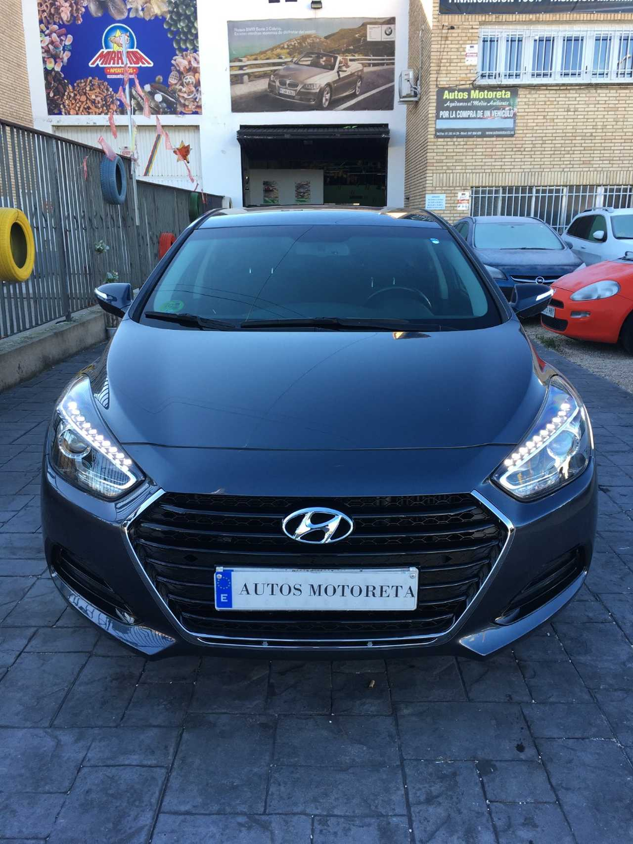Hyundai i40 1.7CRDI 115CV   - Foto 1