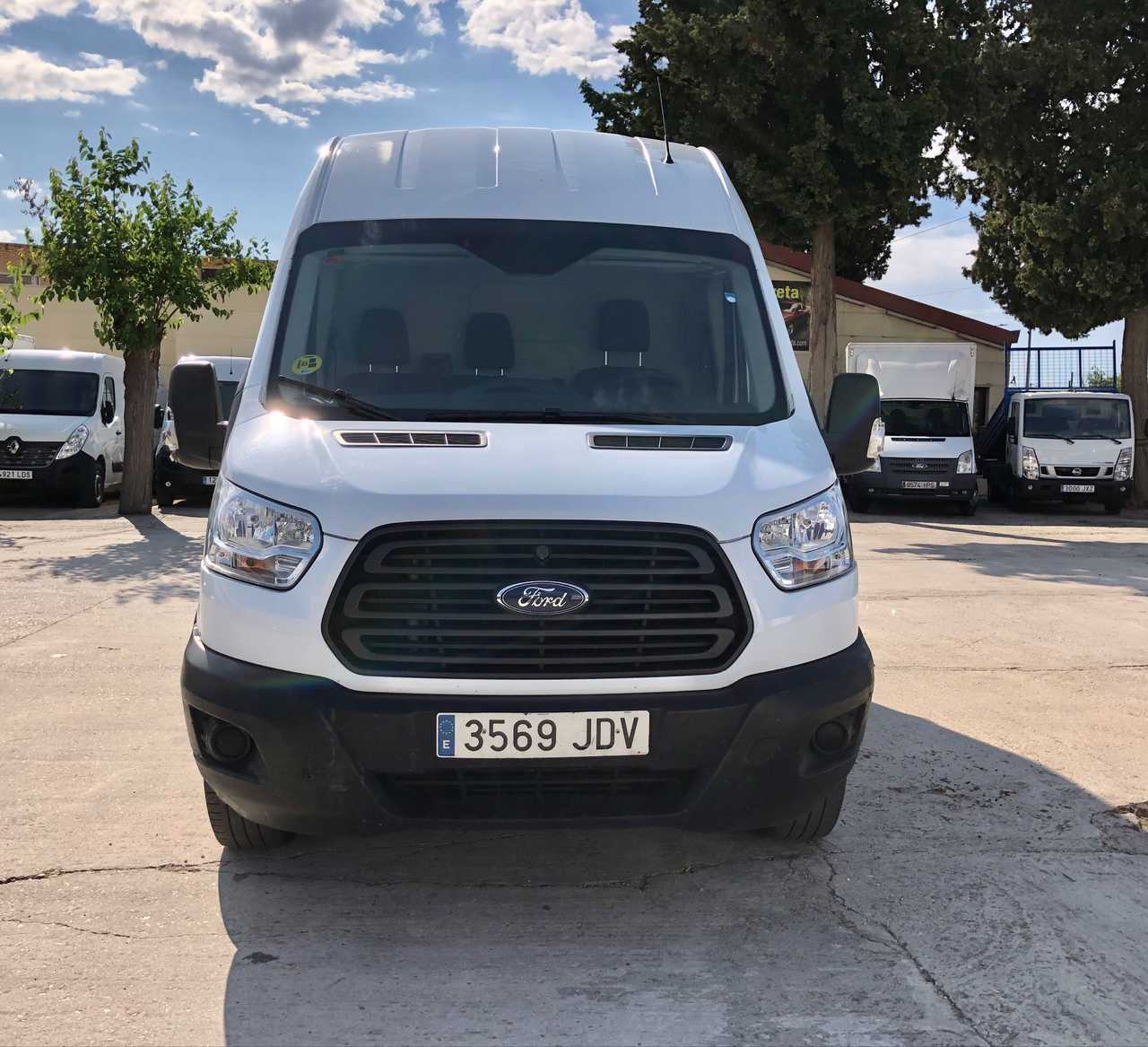 Ford Transit 2.2TDCI 125 350 L2H2 AMBIENTE   - Foto 1