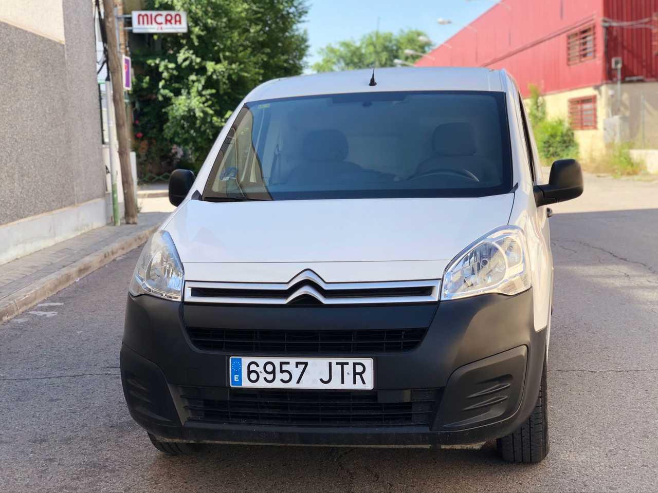 Citroën Berlingo  Furgon ELECTRIC   - Foto 1