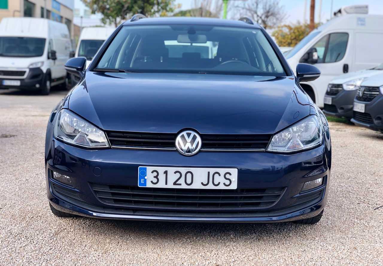 Volkswagen Golf Variant 1.6TDI BUSINESS BMT   - Foto 1