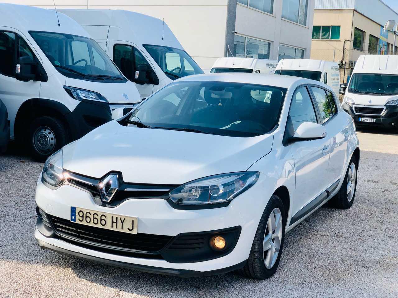 Renault Megane BUSINESS DCI 110 ECO2  - Foto 1