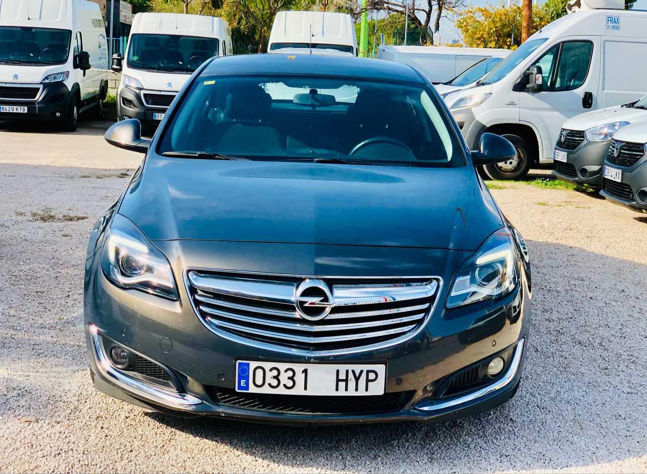 Opel Insignia  2.0CDTI ECOFLEX S&S BUSINESS 120  - Foto 1