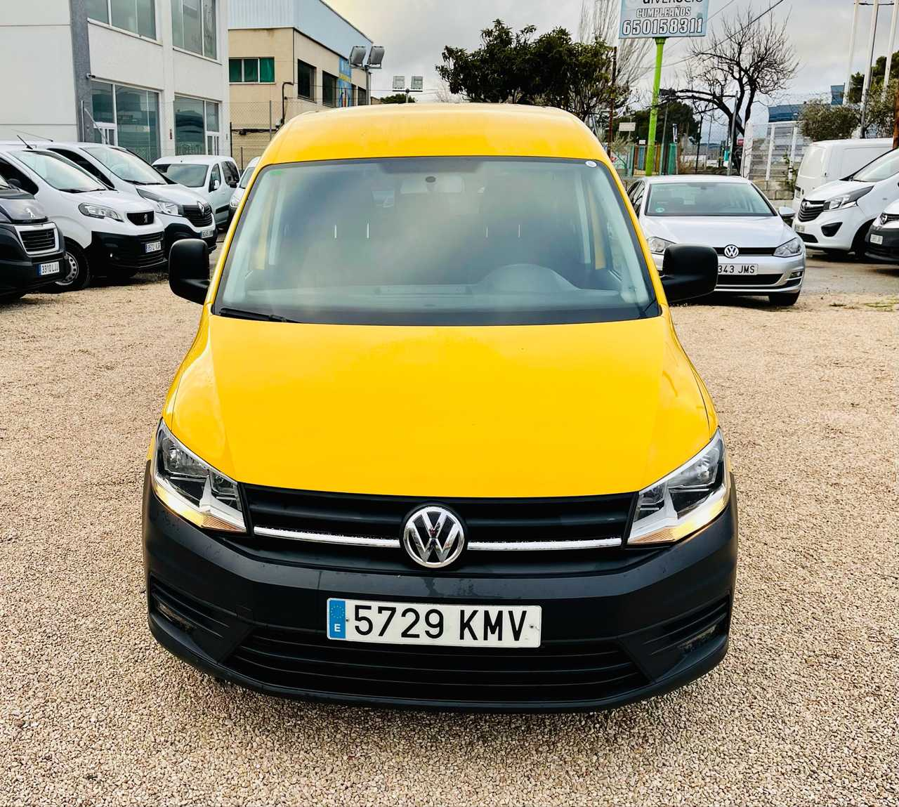 Volkswagen Caddy 2.0TDI  55KW KOMBI BMT   - Foto 1