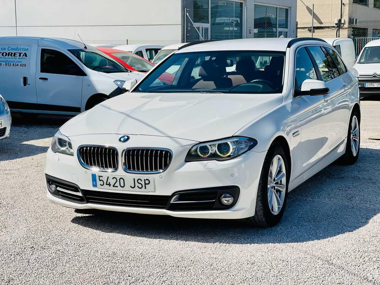 BMW Serie 5 Touring 2.0 520D   - Foto 1