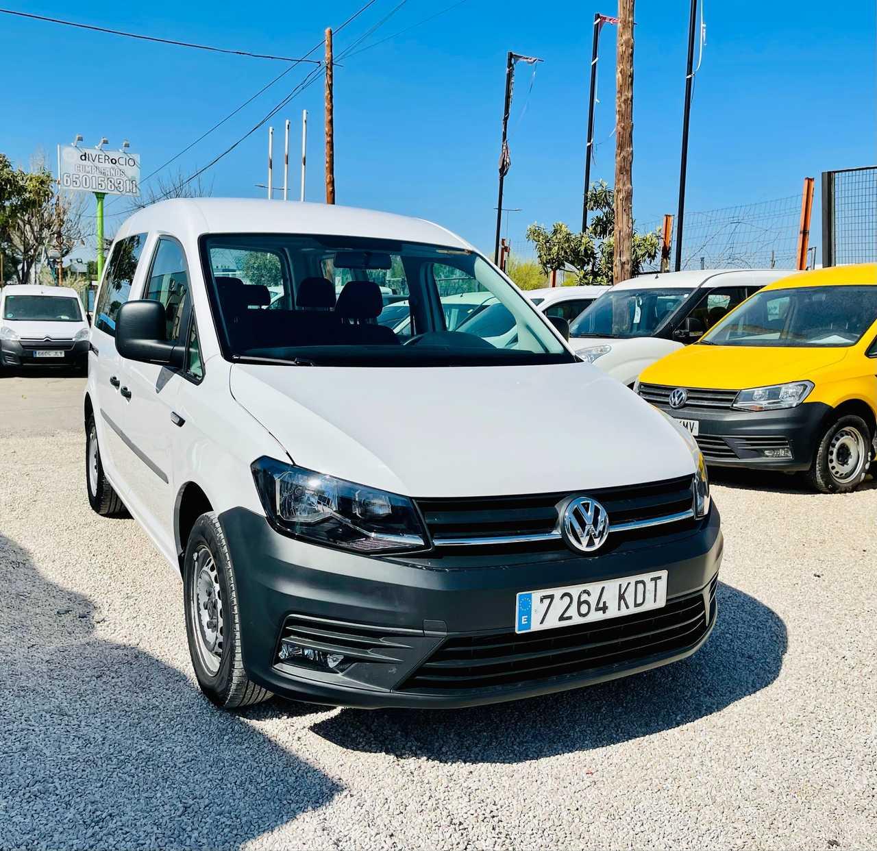 Volkswagen Caddy 2.0TDI  BUSINESS KOMBI    - Foto 1