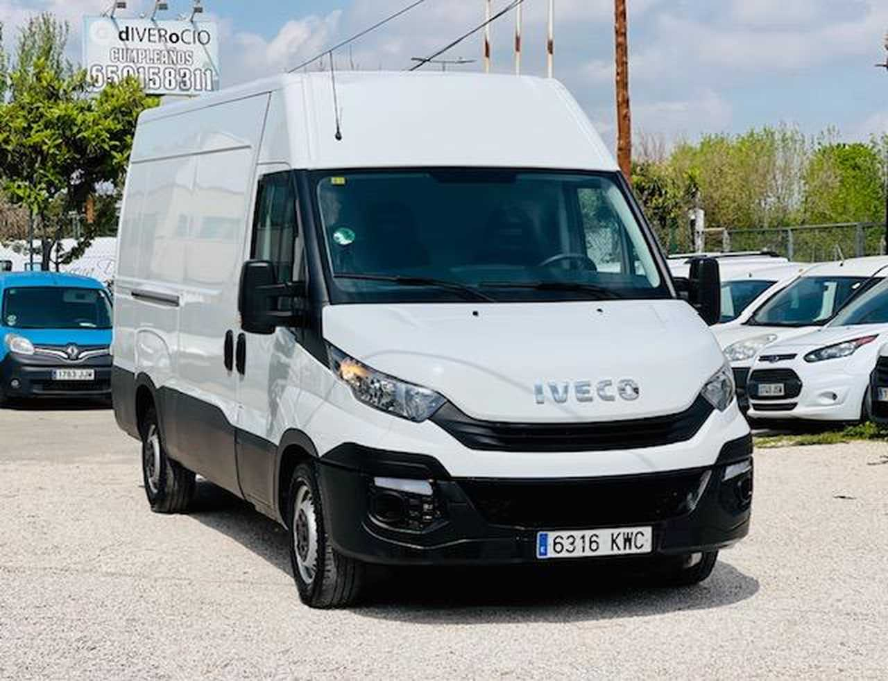 Iveco Daily 2.3TD 35S 16S  3520L/H2  - Foto 1