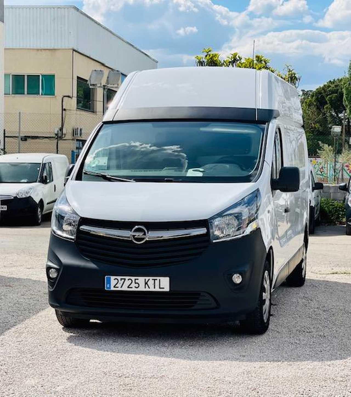 Opel Vivaro 1.6CDTI L2H2 S/S SELECTIVE 125CV  - Foto 1