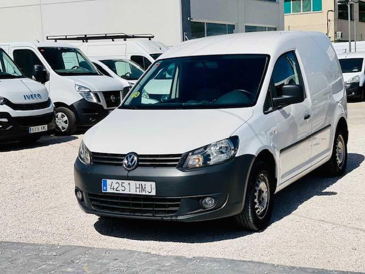 Volkswagen Caddy FRURGON 1.6TDI 102CV 4P   - Foto 1