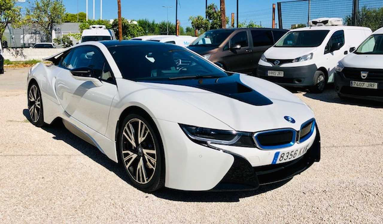 BMW i8 COUPE   - Foto 1