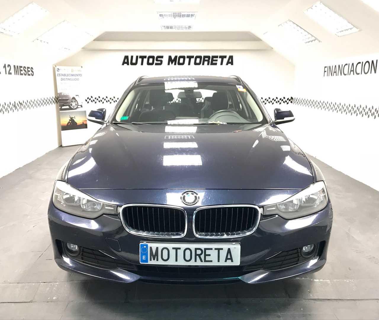 BMW Serie 3 320 D  EFFICIENT DYNAMICS TOURING   - Foto 1