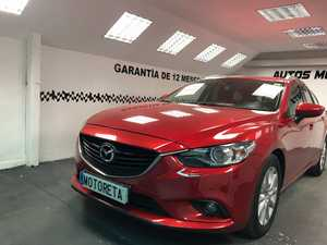 Mazda 6 Wagon 2.2 DE 150 STYLE PACK SAFETY   - Foto 2