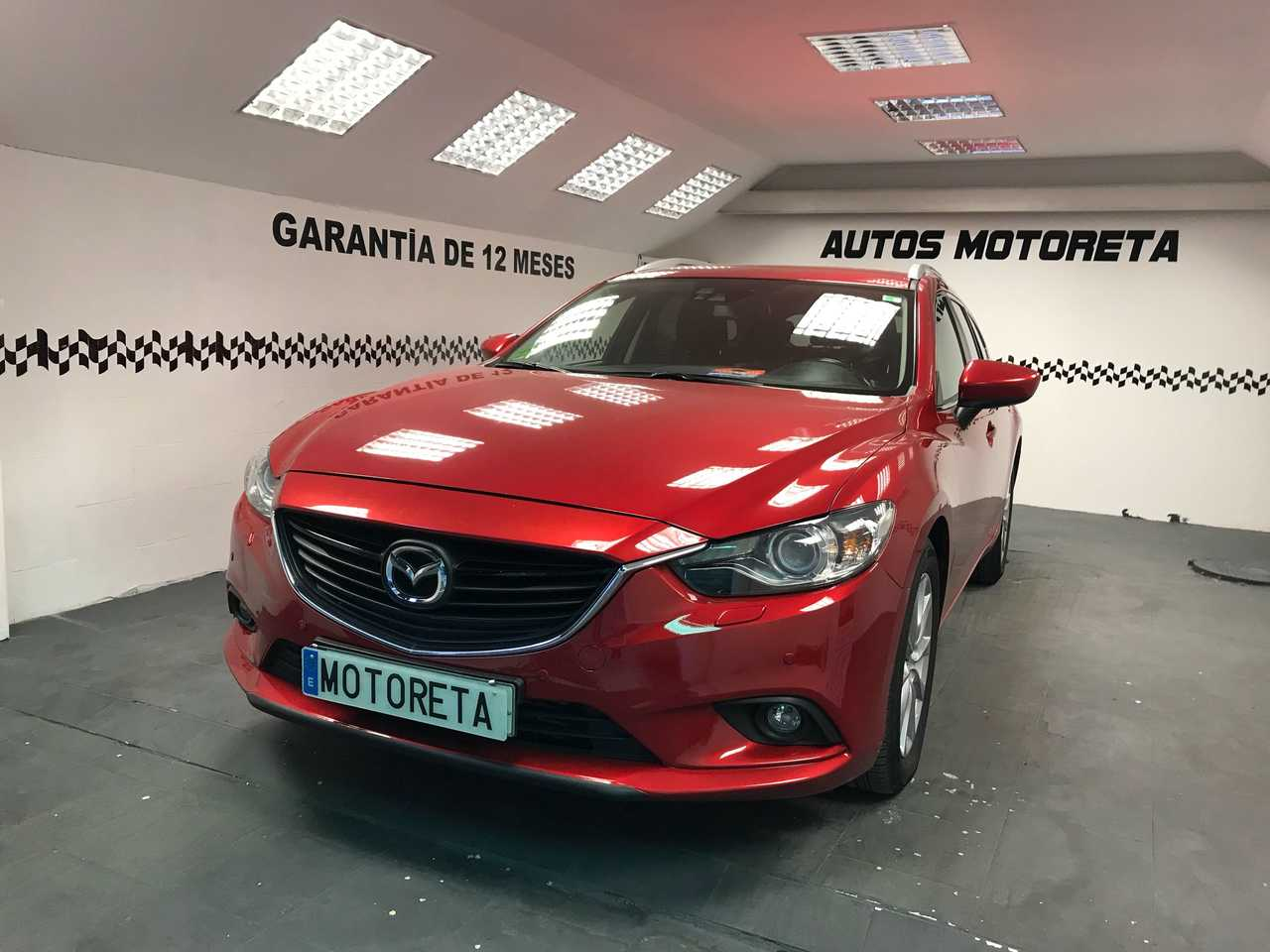 Mazda 6 Wagon 2.2 DE 150 STYLE PACK SAFETY   - Foto 1