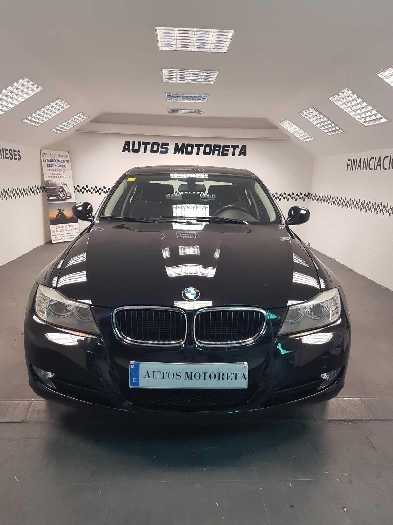 BMW Serie 3 318D 143CV   - Foto 1