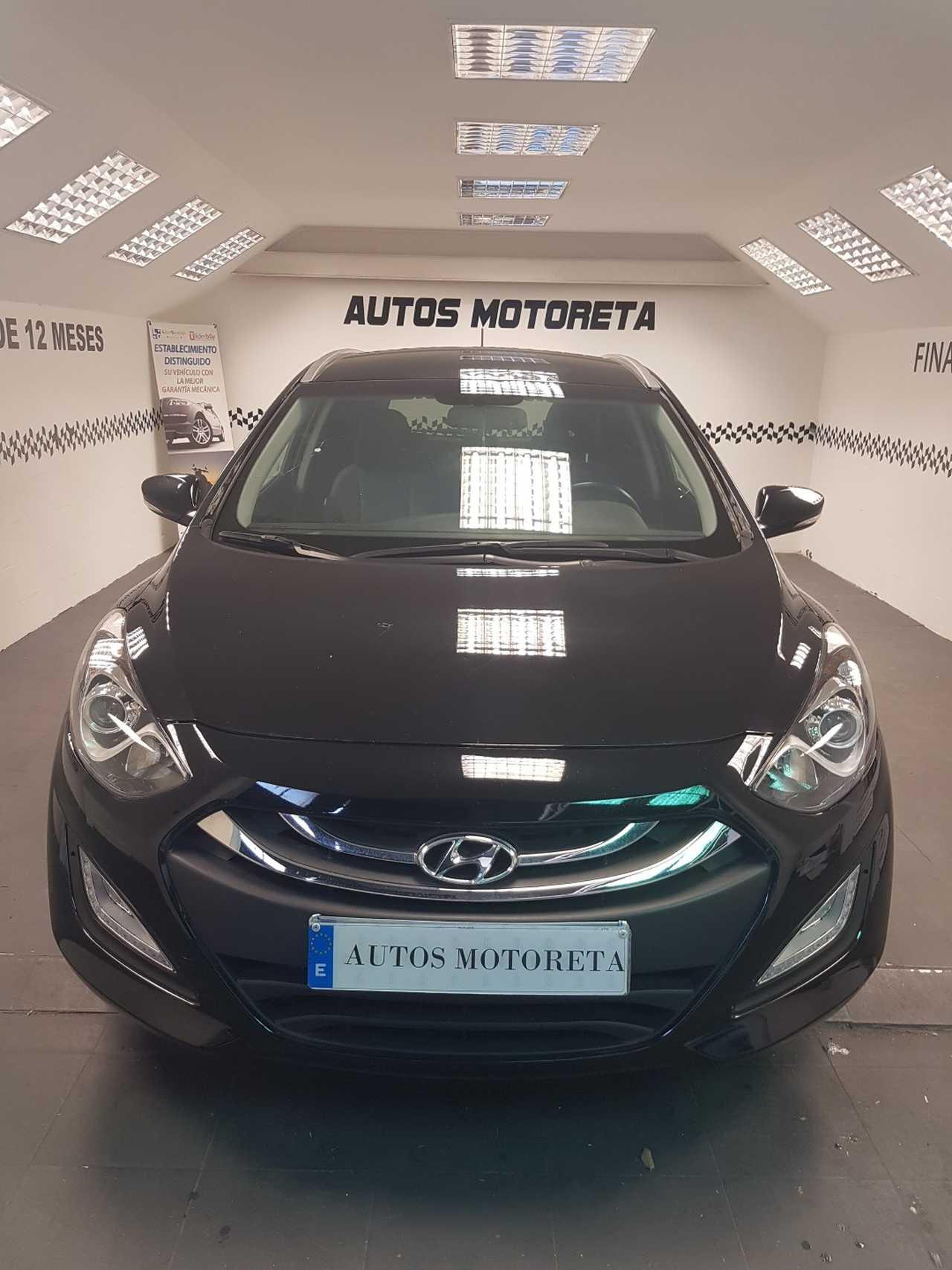Hyundai i30 CW 1.6CRDI GO BRASIL 110CV   - Foto 1