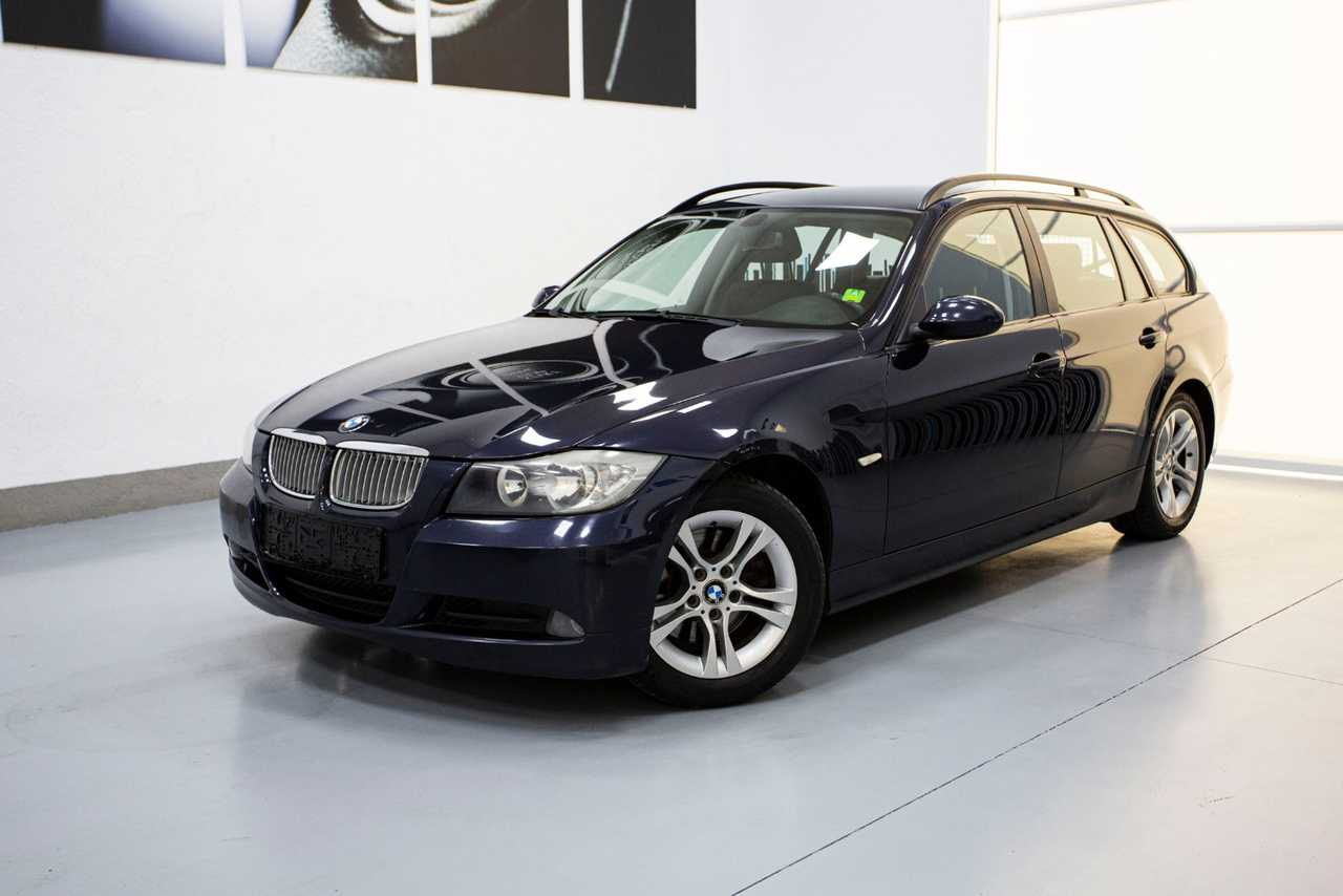 BMW Serie 3 Touring 318d TOURING 2.0 143CV 6 VELOCIDADES   - Foto 1