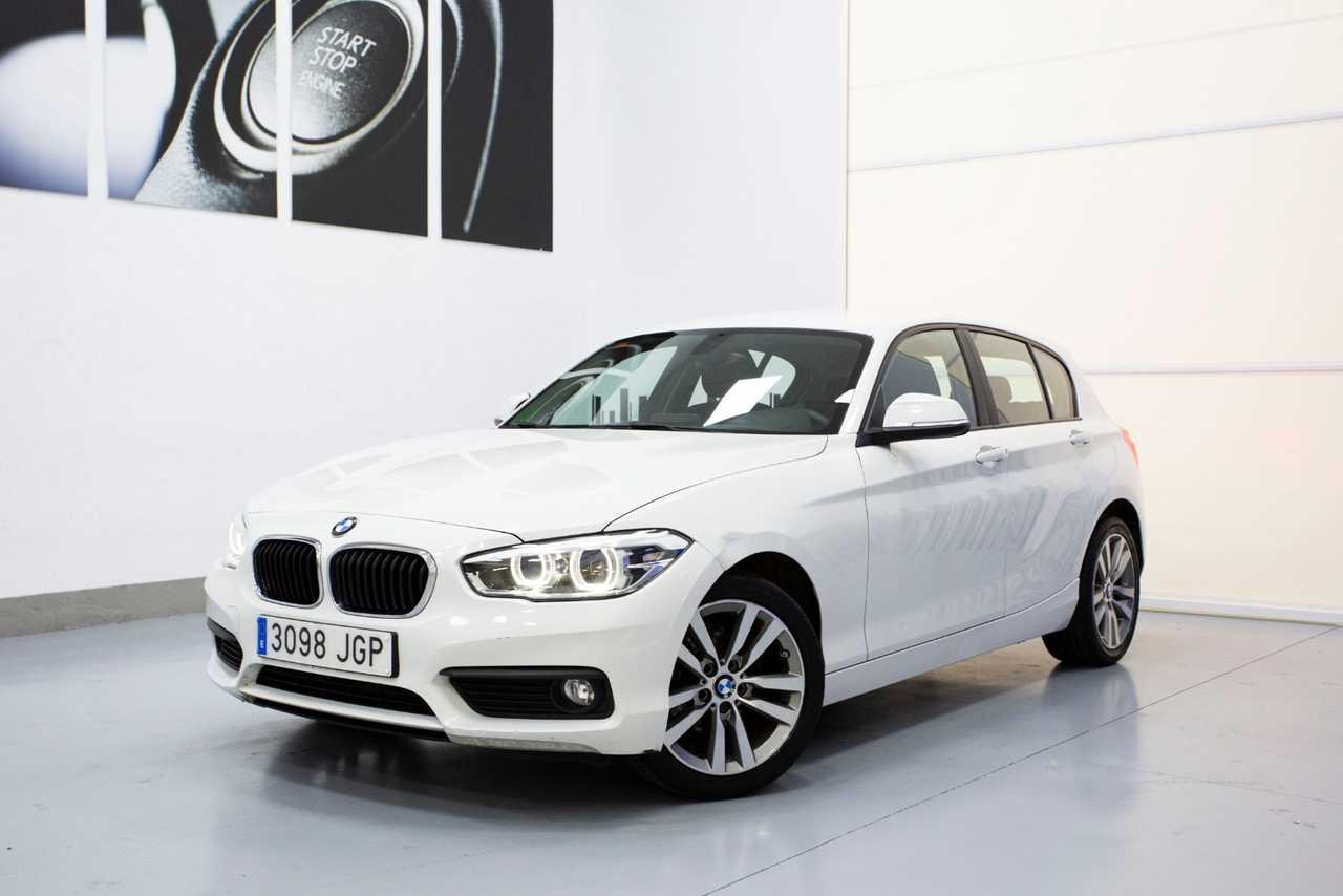 BMW Serie 1 116d 1.5 116cv 5p   - Foto 1