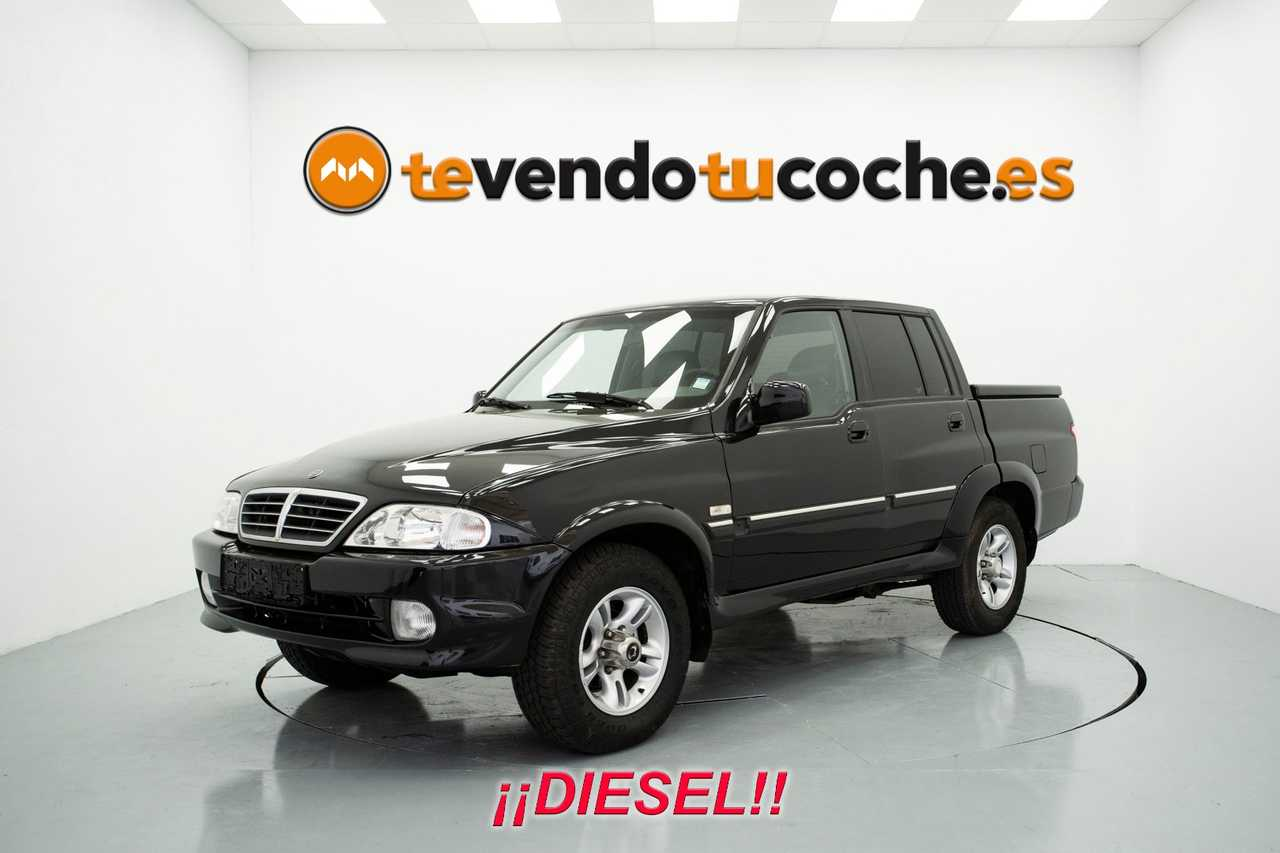 SsangYong Musso MUSSO SPORTS PICK UP TAPA RIGIDA 4X4 2.9 120CV   - Foto 1