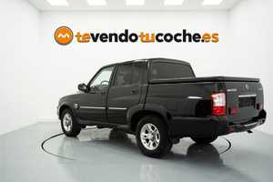 SsangYong Musso MUSSO SPORTS PICK UP TAPA RIGIDA 4X4 2.9 120CV   - Foto 2